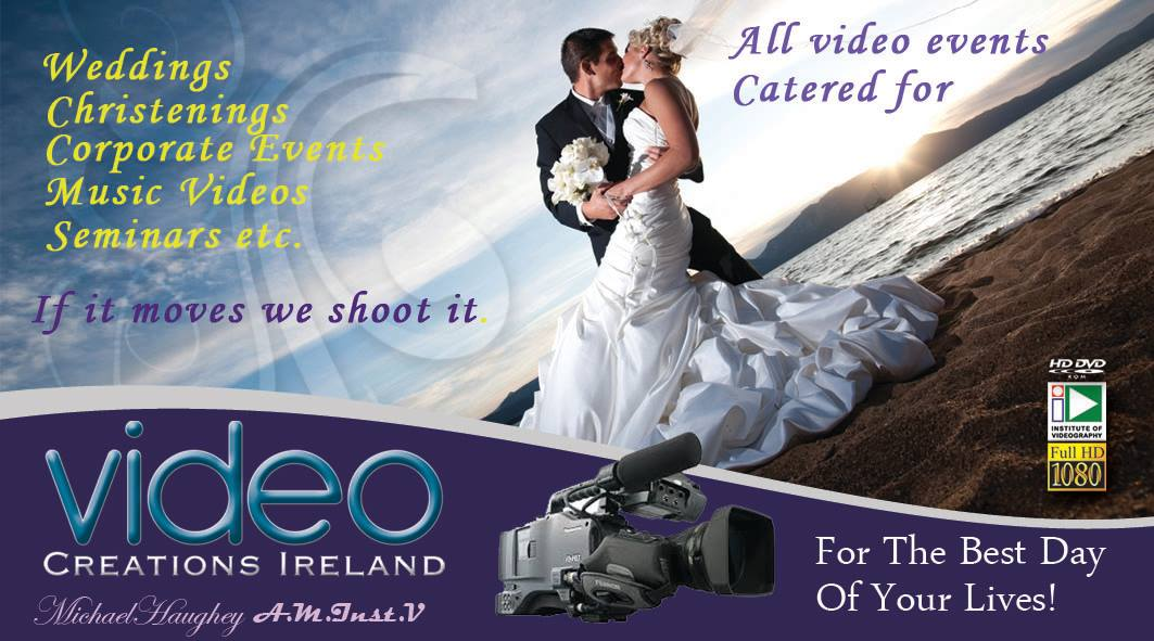 Video Creations Ireland Armagh videography