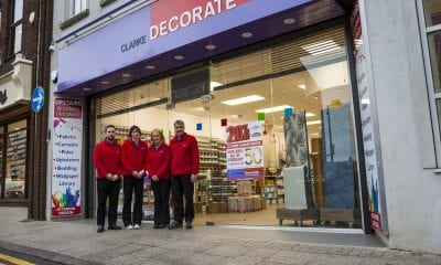 Clarke Decorate Armagh