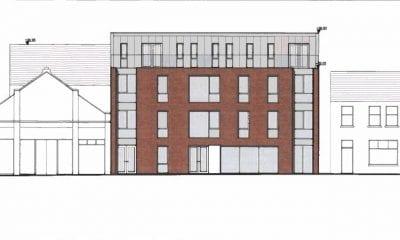 Edward Street Portadown planning