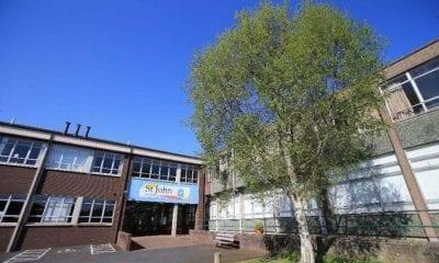 St John the Baptist's College in Portadown