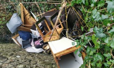 fly tip markethill