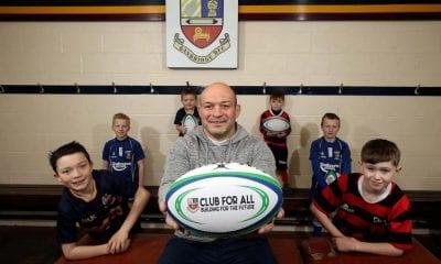 Rory Best Banbridge Rugby Club