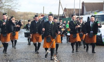 Blackwatertown St Patrick's Parade