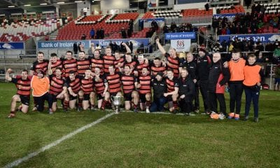 City of Armagh Senior Cup Winners