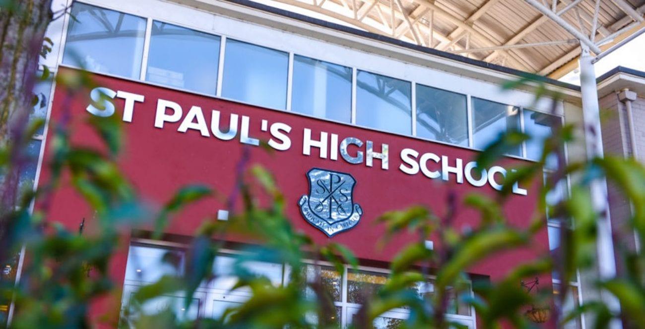 St Paul's High School Bessbrook