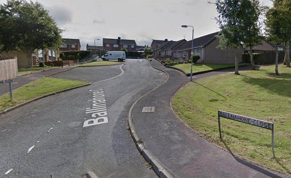 Ballynahone Close Armagh