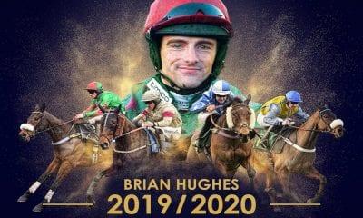 Brian Hughes Jockey