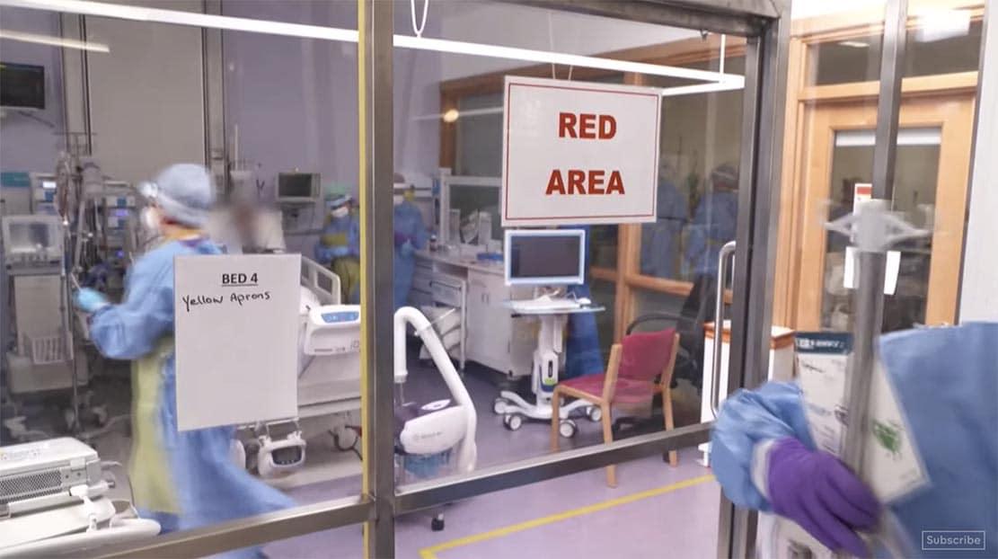 Craigavon hospital ICU