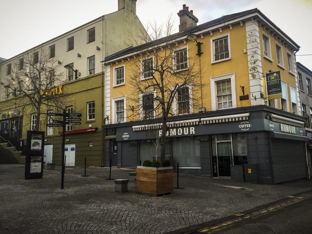 Armagh City Centre Rumour