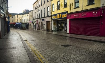 Armagh City Centre Upper English Street