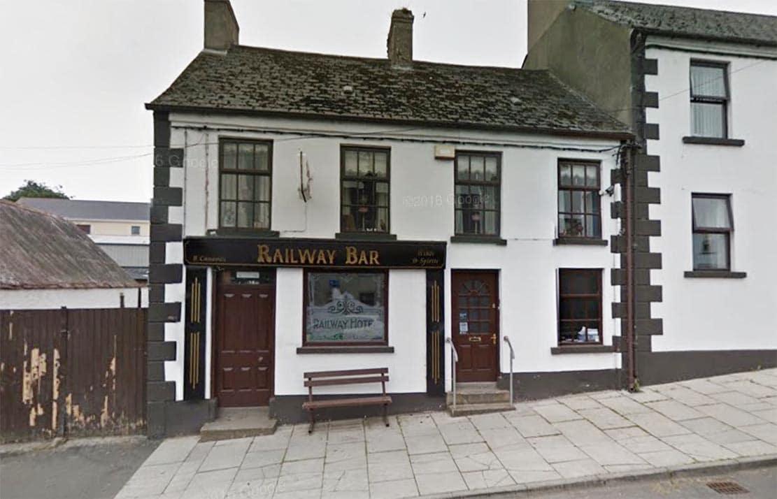 Railway Bar, Poyntzpass