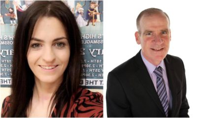 Aoife Finnegan replaces Terry Hearty