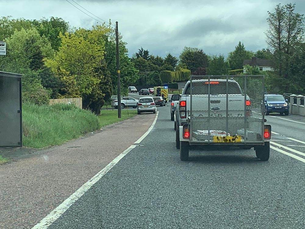 Armagh portadown Road