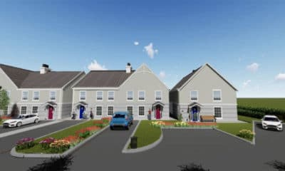Tobar Blinne development in Meigh