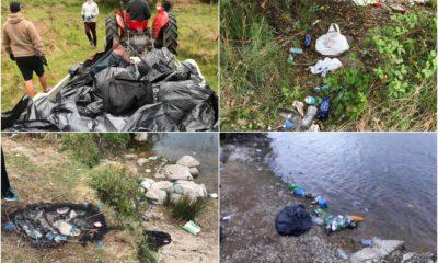 Camlough lake dumping