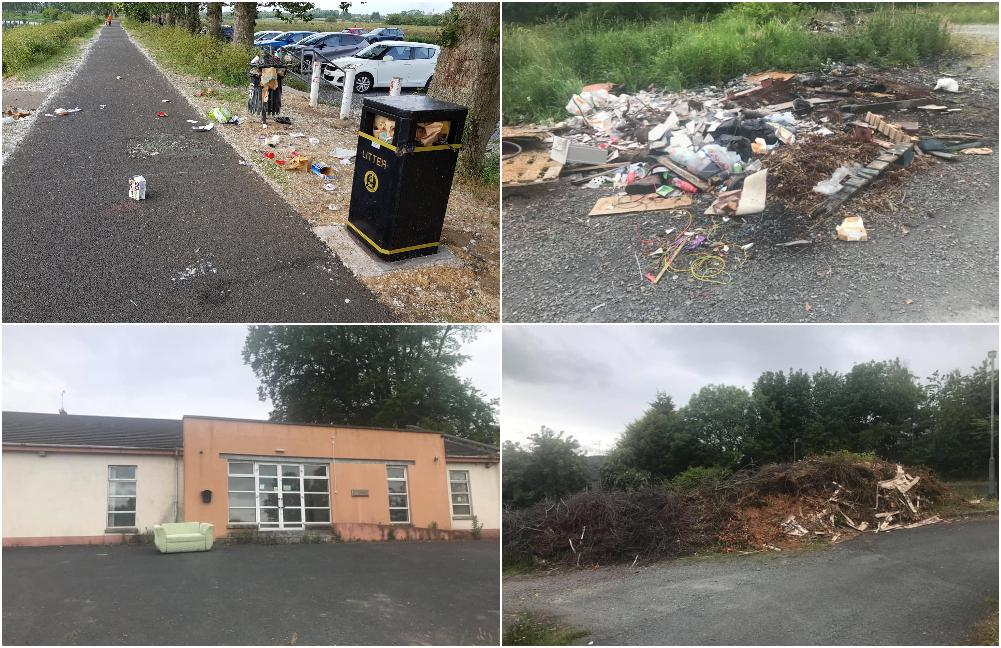 Co. Armagh dumping