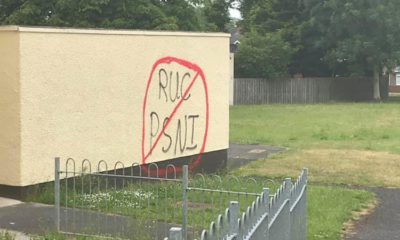 Graffiti Craigavon