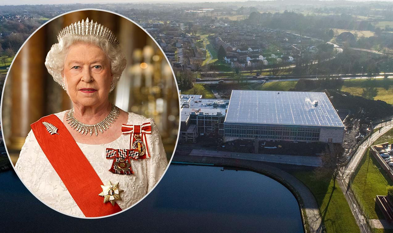 South Lake Leisure Centre Queen