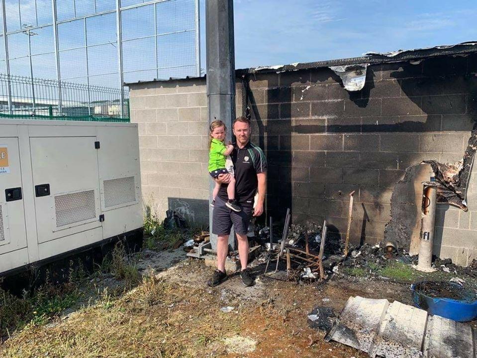 Warrenpoint arson