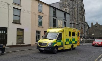 Ambulance Dominic St Newry