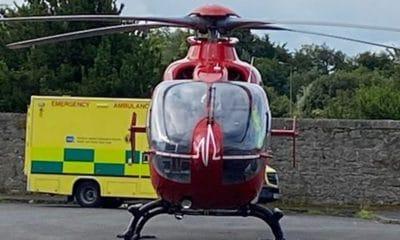 Air Ambulance Armagh