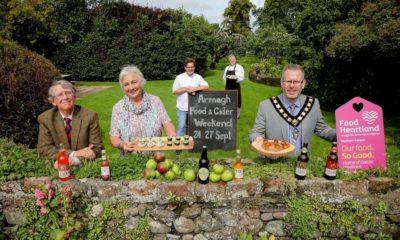 Armagh Food & Cider Weekend Back on The Menu