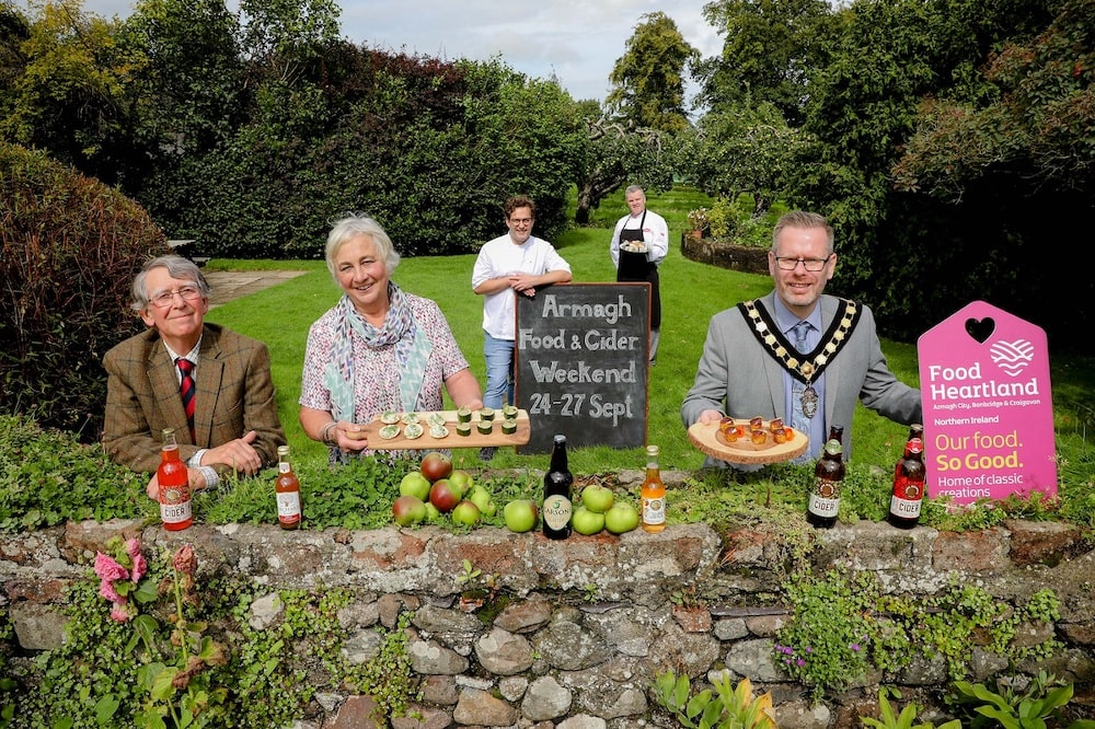 Armagh Food & Cider Weekend Back on The Menu
