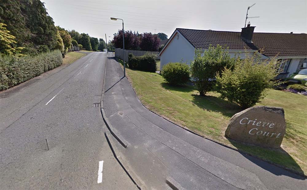 Crieve Road, Newry