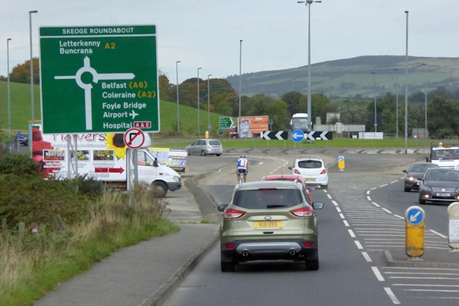 Donegal Border