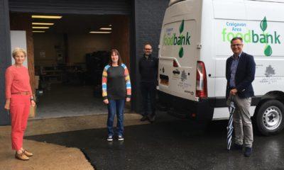 Food Bank Ulster Carpets
