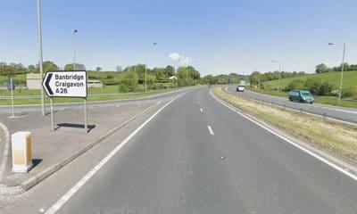 A1 near Banbridge