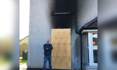 Declan Murphy Bessbrook arson