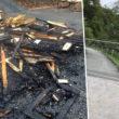 Derrymore fire Bessbrook