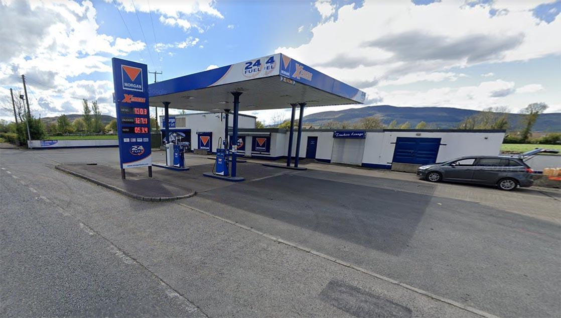 Morgan Fuels Dublin Road Newry