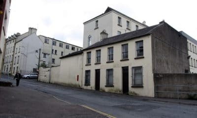 St CLare's Convent in Newry