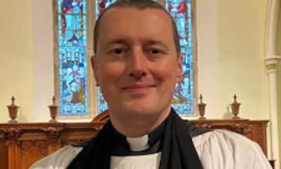 Canon Shane Forster