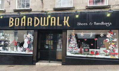 Boardwalk shoes