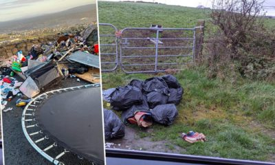 Fly-tipping south Armagh