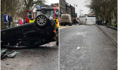 Armagh mall crash