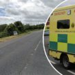 Moy Road Armagh crash
