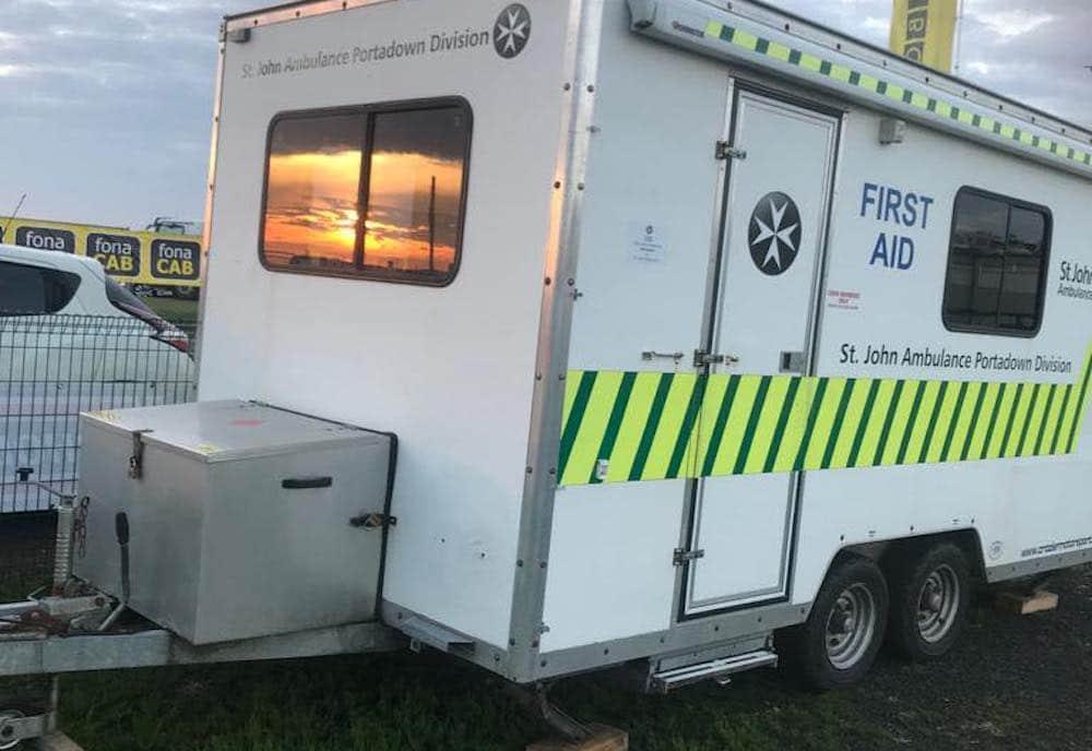 St John's Ambulance Portadown