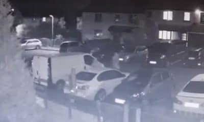 CCTV Portadown incident