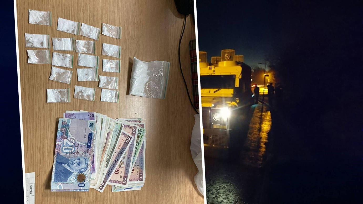 Police drugs