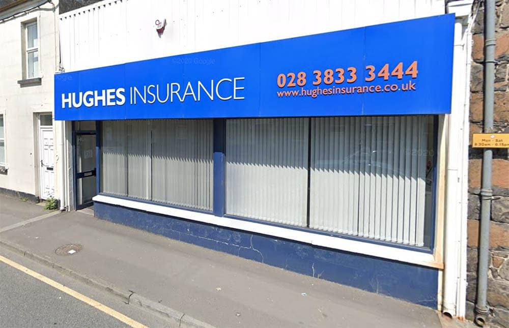 Hughes Insurance Portadown