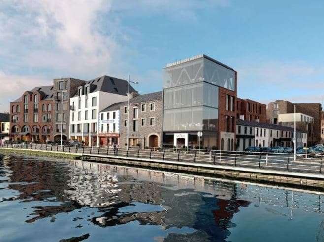 Merchant's Quay Newry