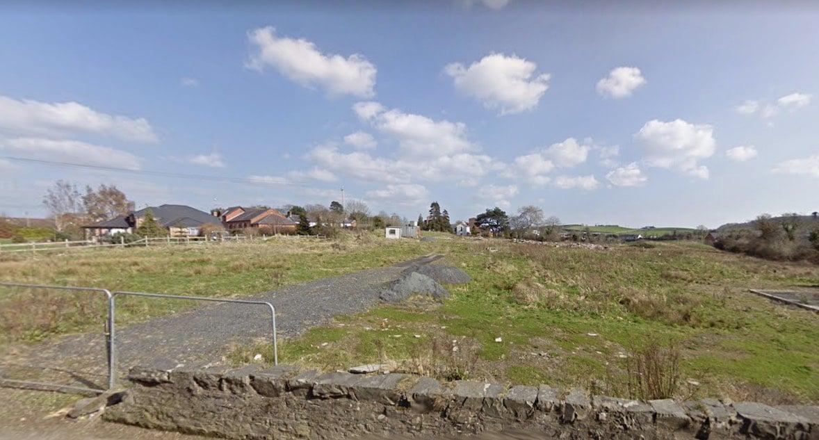 Tandragee development Glebe Hill Road