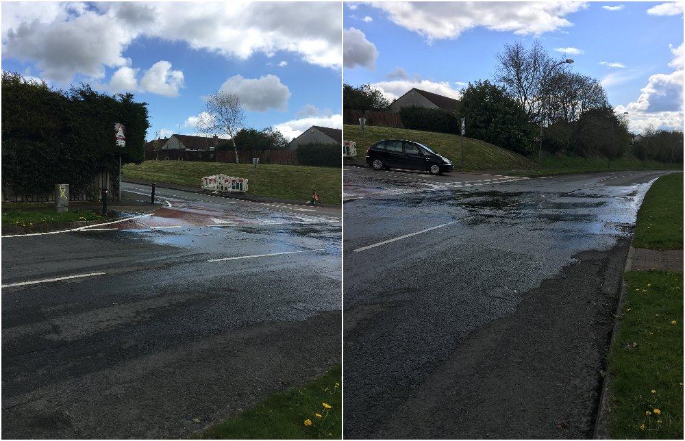 Armagh Ardmore sewerage