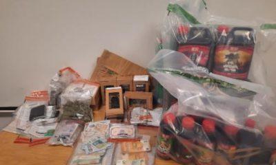 Armagh drugs seizures