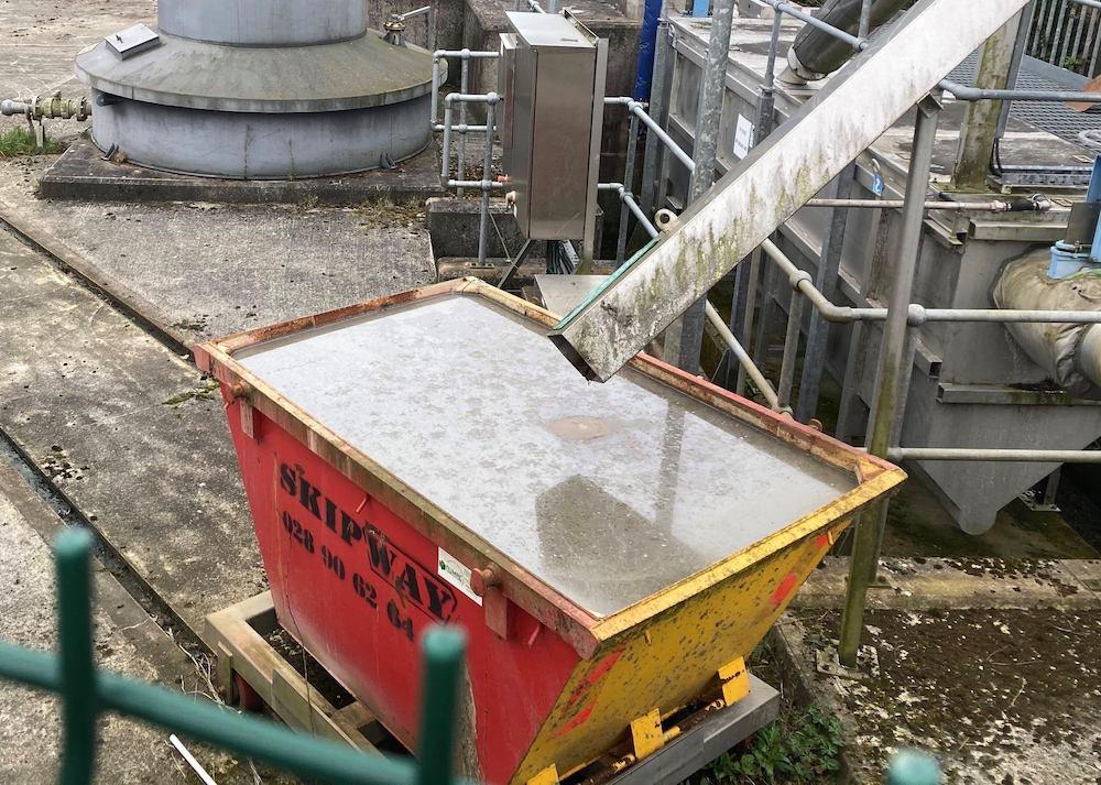 Hamiltonsbawn Waste Water