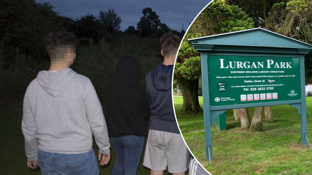 Lurgan park youths